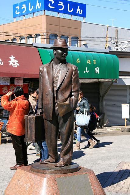 [東京散歩] 葛飾区柴又。東京下町の代表格と言えばココ